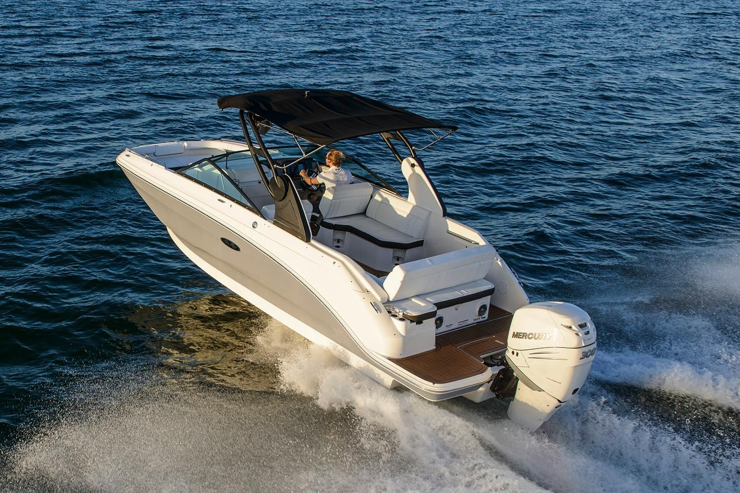 2021 Sea Ray                                                              SDX 250 Outboard Image Thumbnail #3