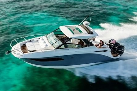 2021 Sea Ray                                                              Sundancer 320 OB Image Thumbnail #1