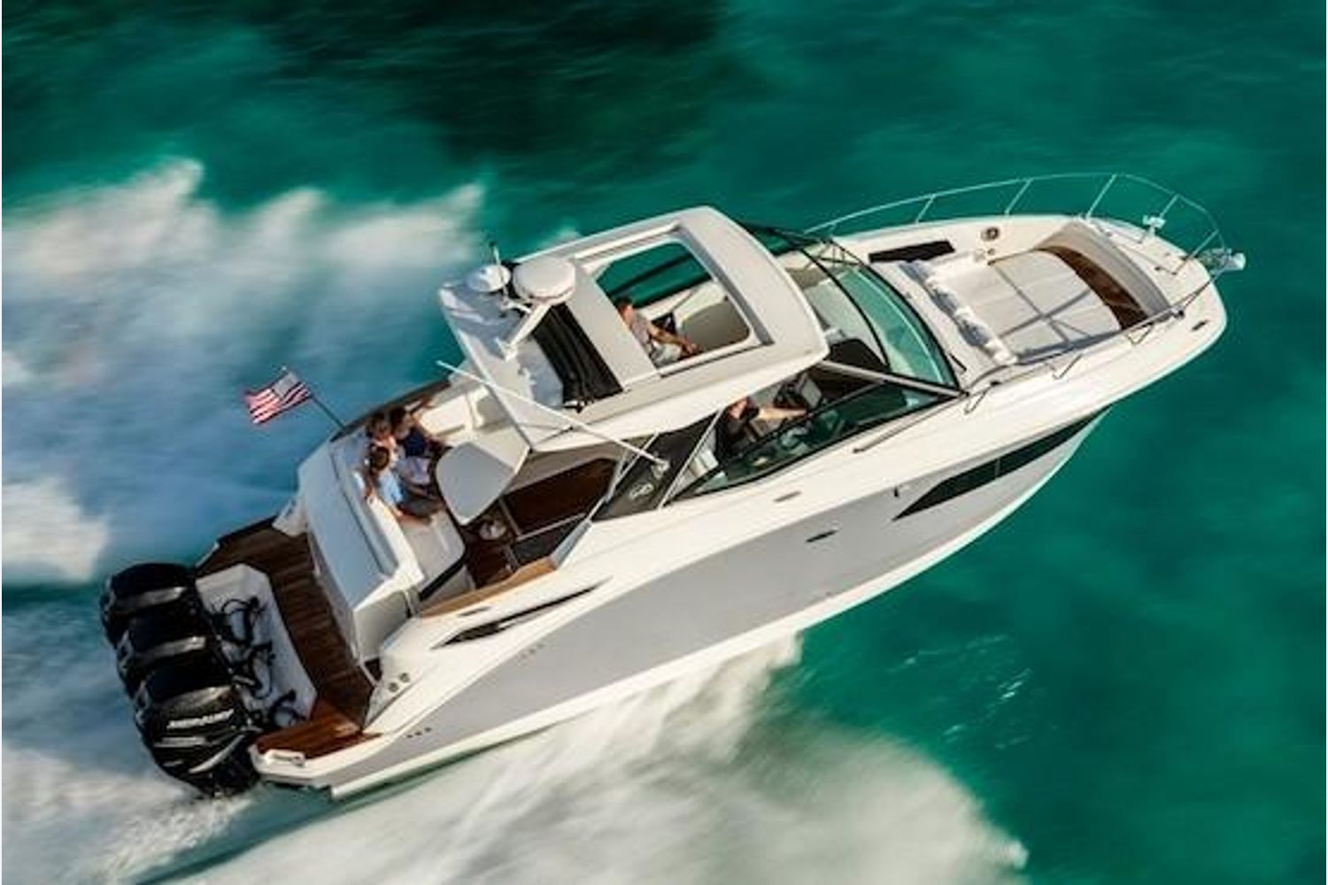 2021 Sea Ray                                                              Sundancer 320 OB Image Thumbnail #2