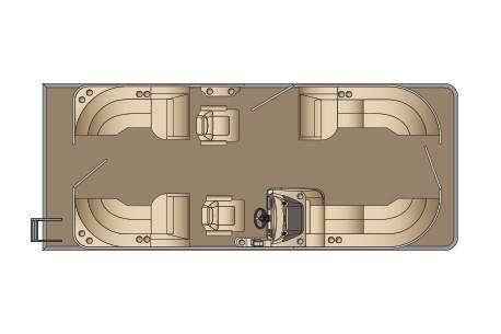 2021 Harris                                                              Cruiser 230 Image Thumbnail #21