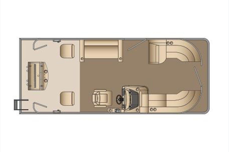 2021 Harris                                                              Cruiser 230 Image Thumbnail #18