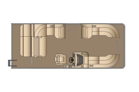 2021 Harris                                                              Cruiser 230 Image Thumbnail #19