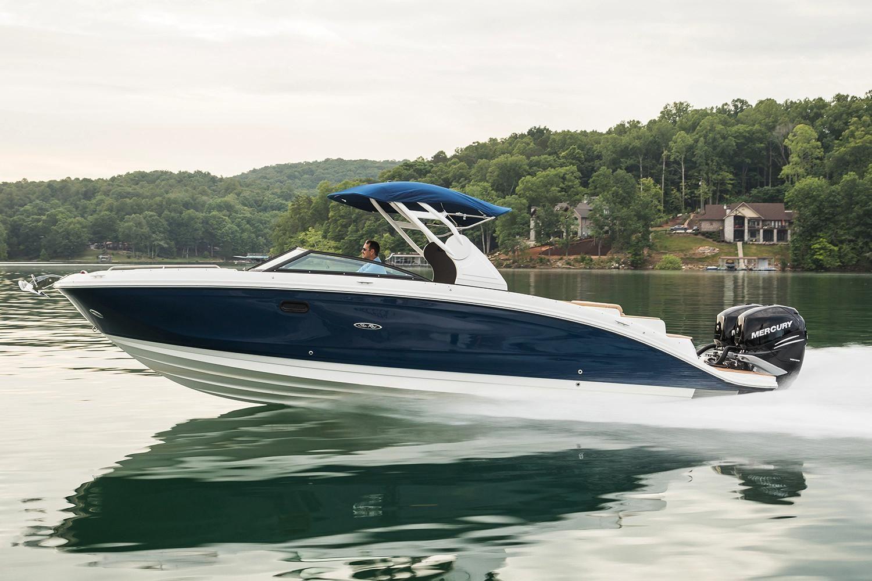 2021 Sea Ray                                                              SDX 290 Outboard Image Thumbnail #1