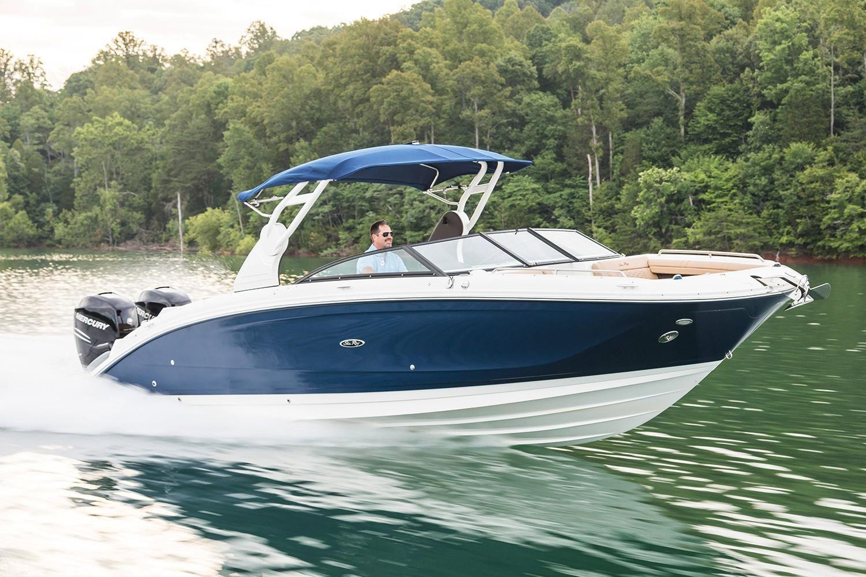 2021 Sea Ray                                                              SDX 290 Outboard Image Thumbnail #2