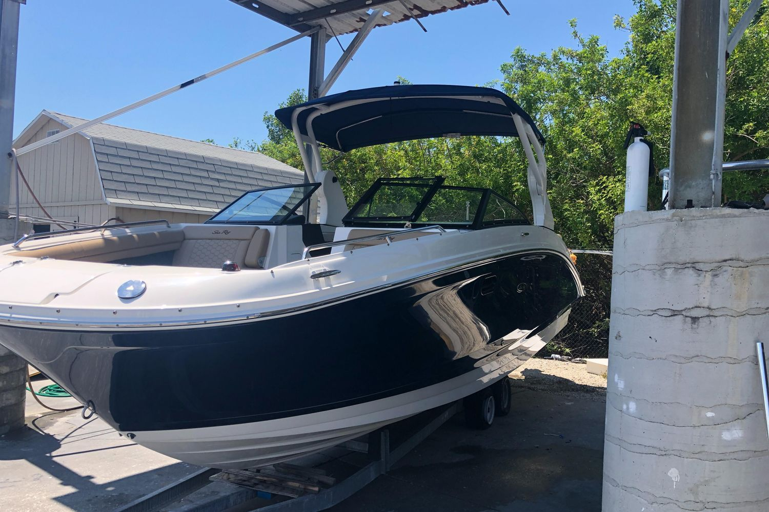 2019 Sea Ray                                                              SDX 270 Outboard Image Thumbnail #0