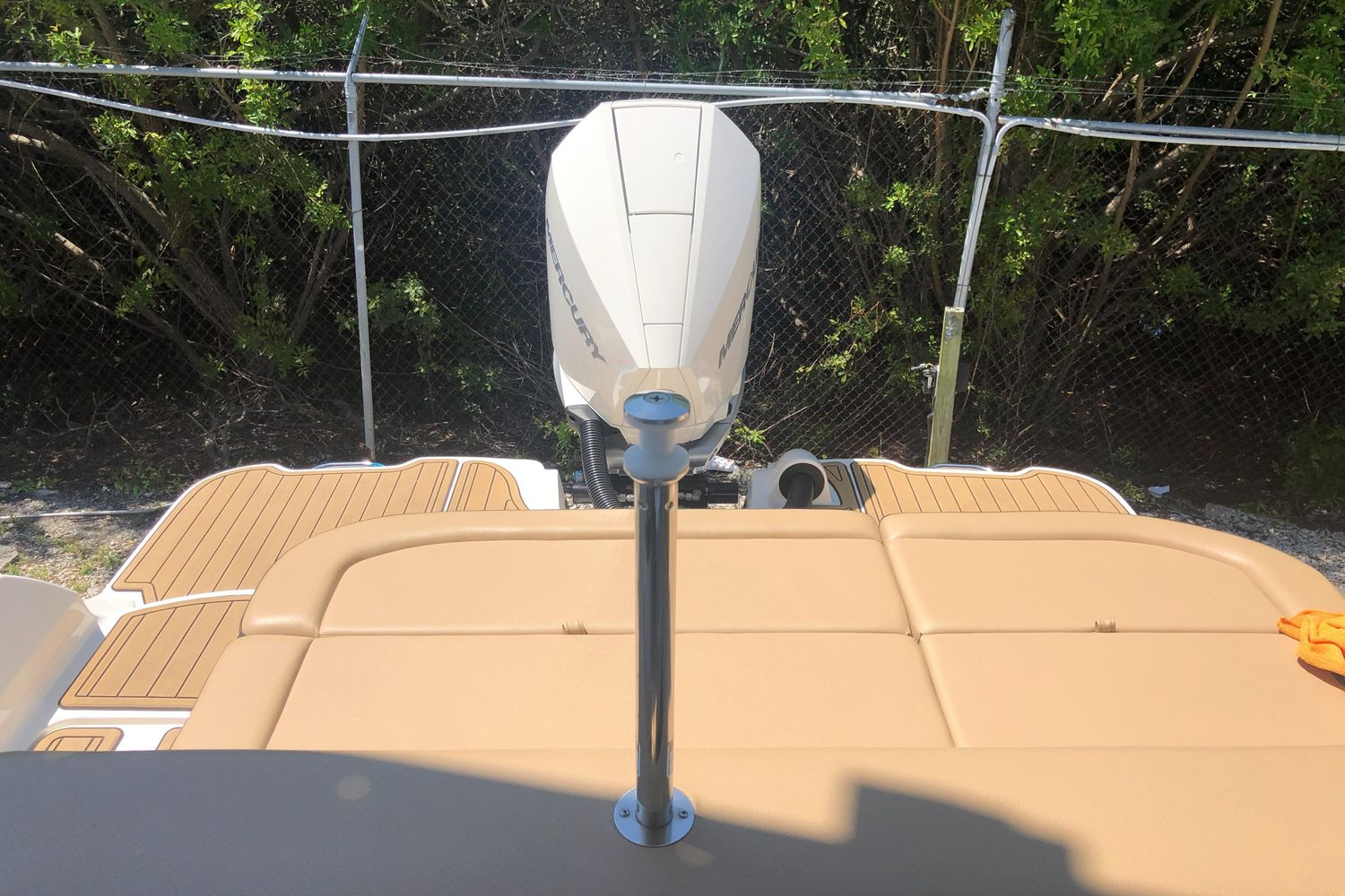2019 Sea Ray                                                              SDX 270 Outboard Image Thumbnail #11