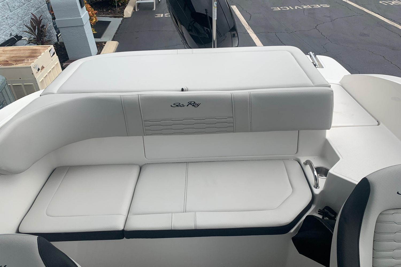 2021 Sea Ray                                                              SPX 190 OB Image Thumbnail #8