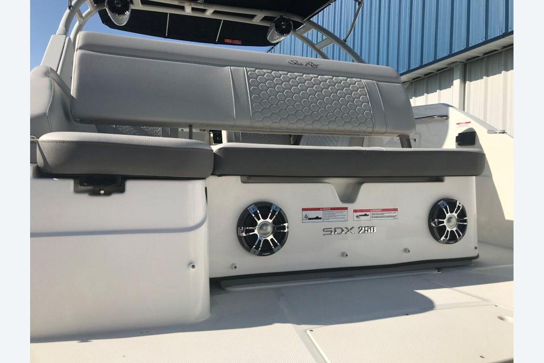 2021 Sea Ray                                                              SDX 250 Outboard Image Thumbnail #19