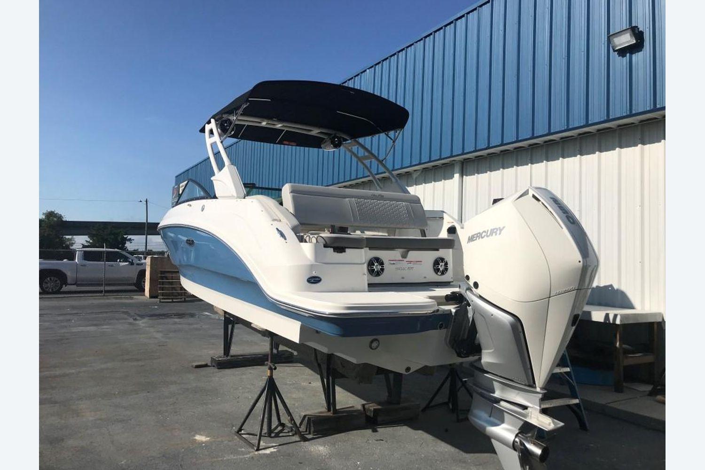 2021 Sea Ray                                                              SDX 250 Outboard Image Thumbnail #22