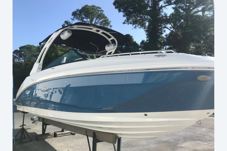 2021 Sea Ray                                                              SDX 250 Outboard Image Thumbnail #1