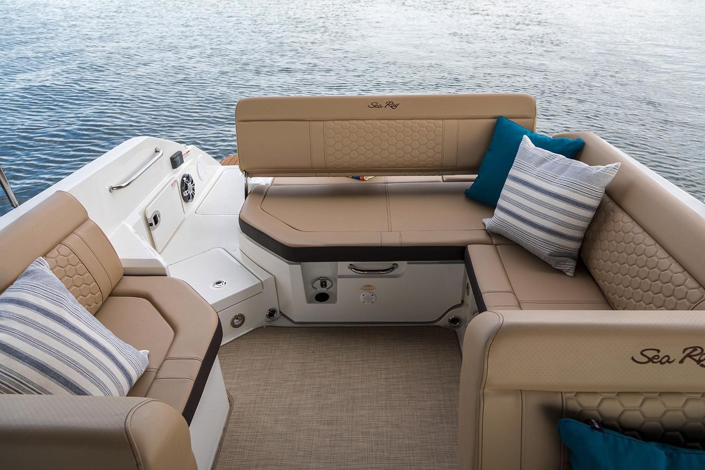 2021 Sea Ray                                                              SDX 250 Outboard Image Thumbnail #10
