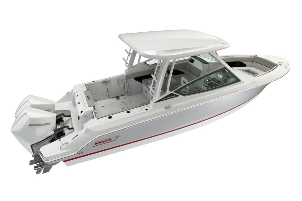 2021 Boston Whaler                                                              280 Vantage Image Thumbnail #12