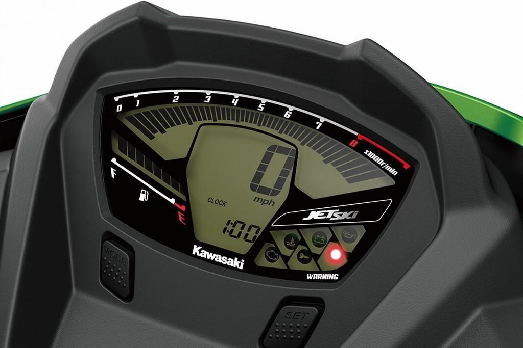 2022 Kawasaki                                                              STX 160 Image Thumbnail #7
