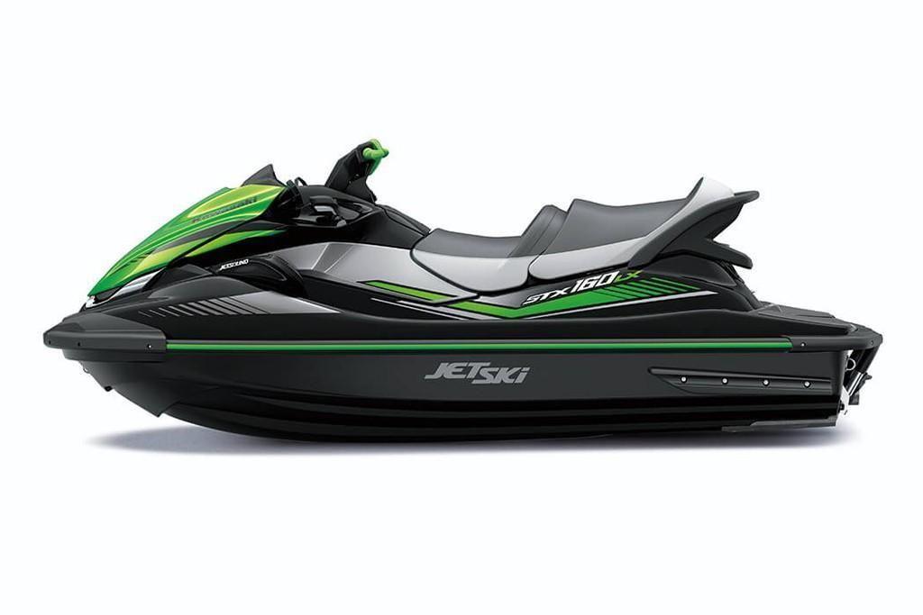 2022 Kawasaki                                                              STX 160 Image Thumbnail #2