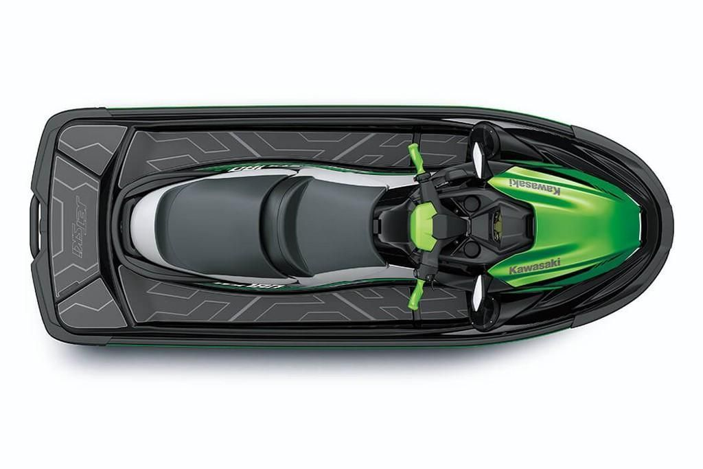 2022 Kawasaki                                                              STX 160 Image Thumbnail #3