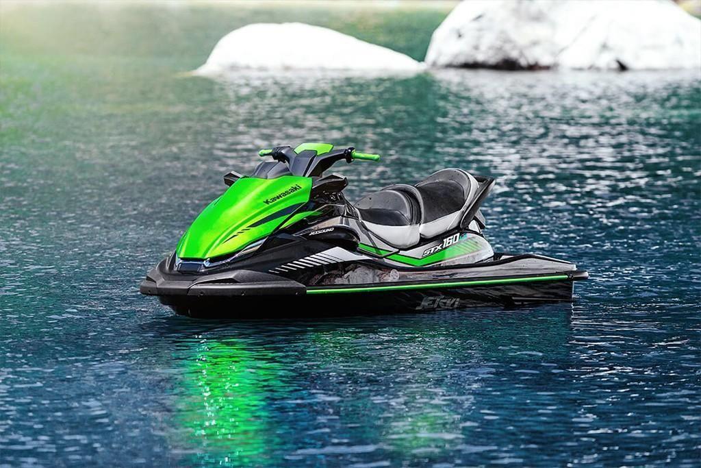 2022 Kawasaki                                                              STX 160 Image Thumbnail #21