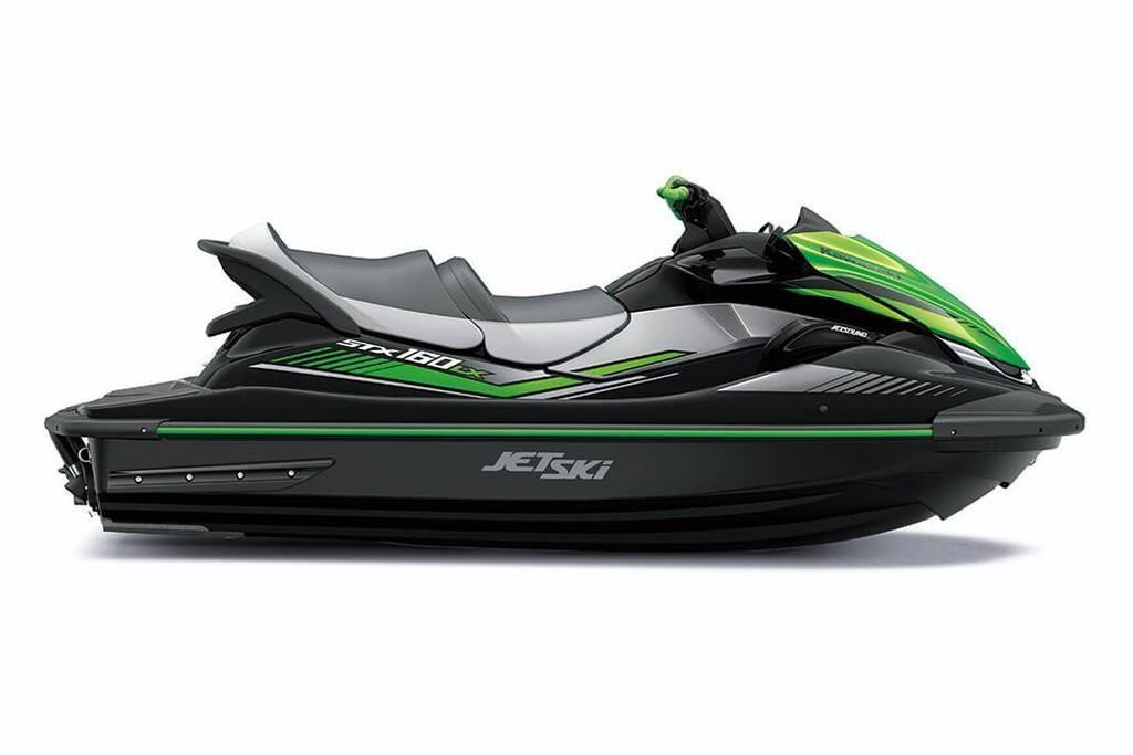 2022 Kawasaki                                                              STX 160 Image Thumbnail #1