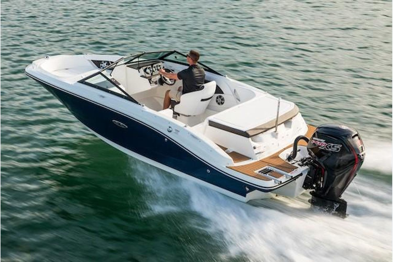Thumbnail 3 for 2021 Sea Ray SPX 190 OB