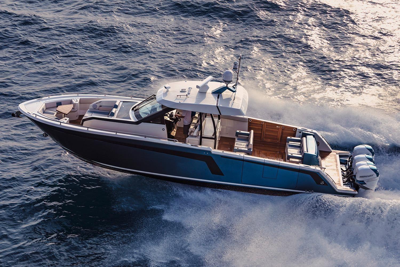 2021 Ocean Alexander                                                              45D Image Thumbnail #0