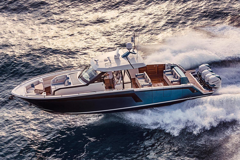 2021 Ocean Alexander                                                              45D Image Thumbnail #1
