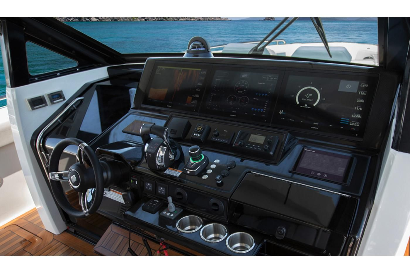 2021 Ocean Alexander                                                              45D Image Thumbnail #13