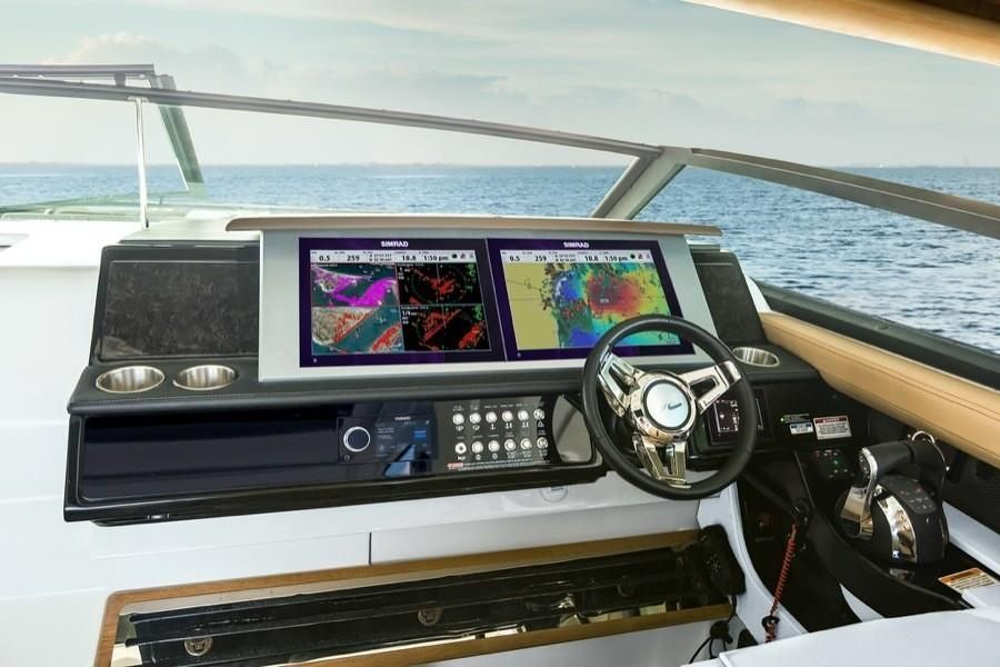 2021 Sea Ray                                                              SLX 400 OB Image Thumbnail #6