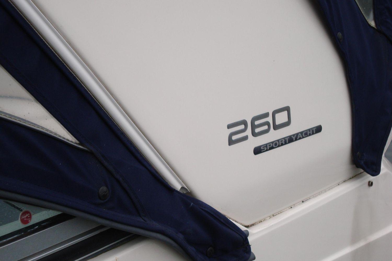 2014 Monterey                                                              260 Sport Yacht Image Thumbnail #3
