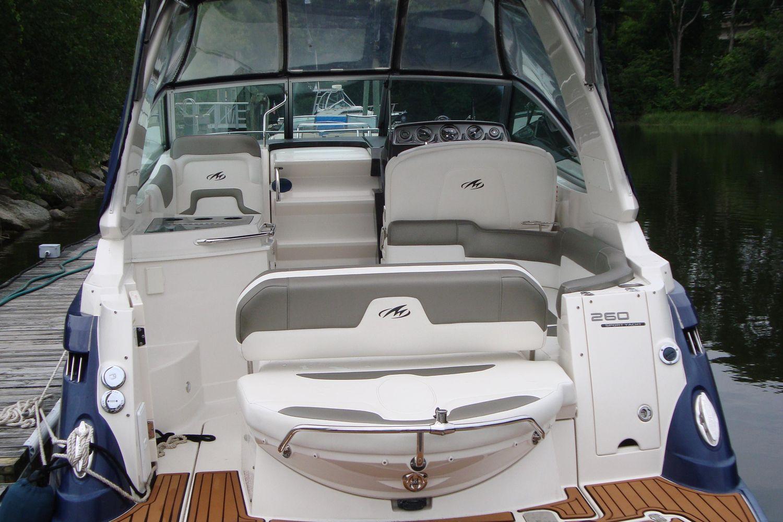 2014 Monterey                                                              260 Sport Yacht Image Thumbnail #4
