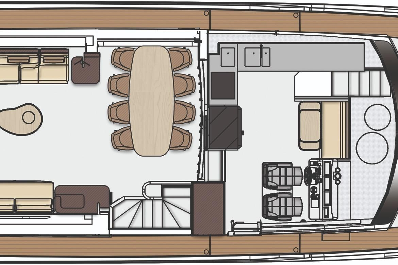 2021 Azimut                                                              AZ78-FLY Image Thumbnail #30