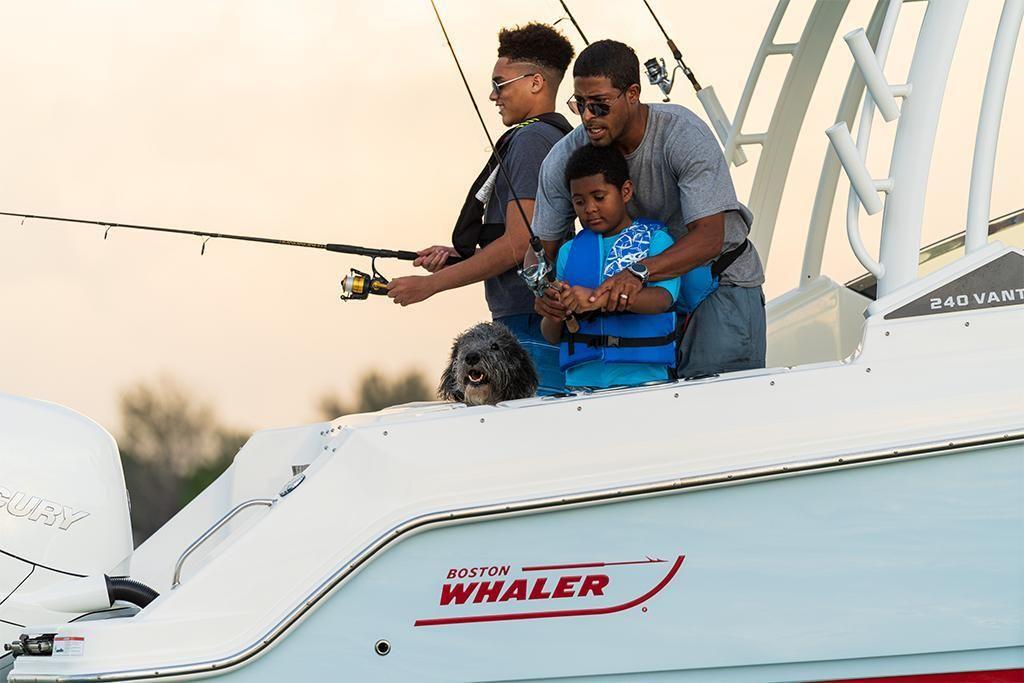 2022 Boston Whaler                                                              240 Vantage Image Thumbnail #61