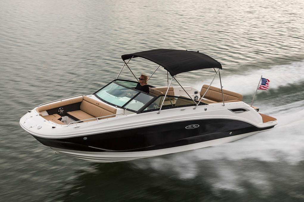 2021 Sea Ray SDX 250
