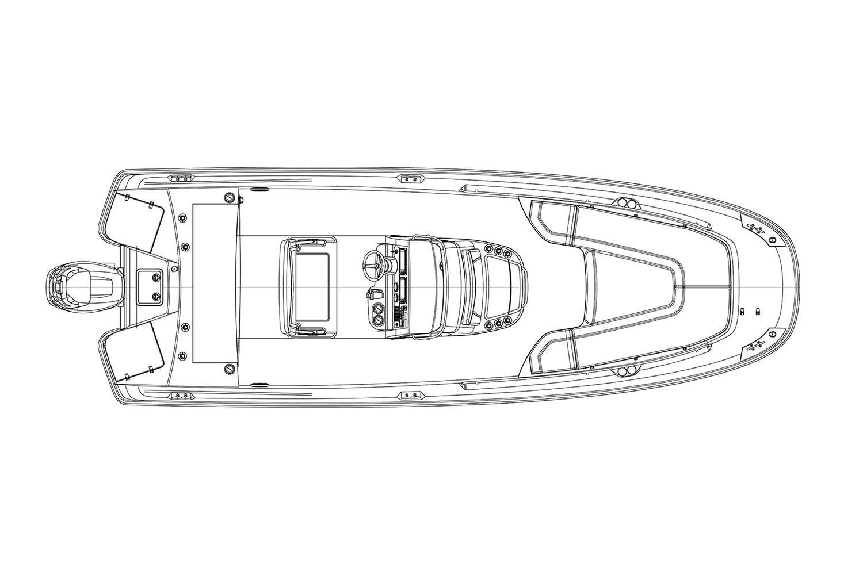 Photo 10 for 2021 Boston Whaler 240 Dauntless