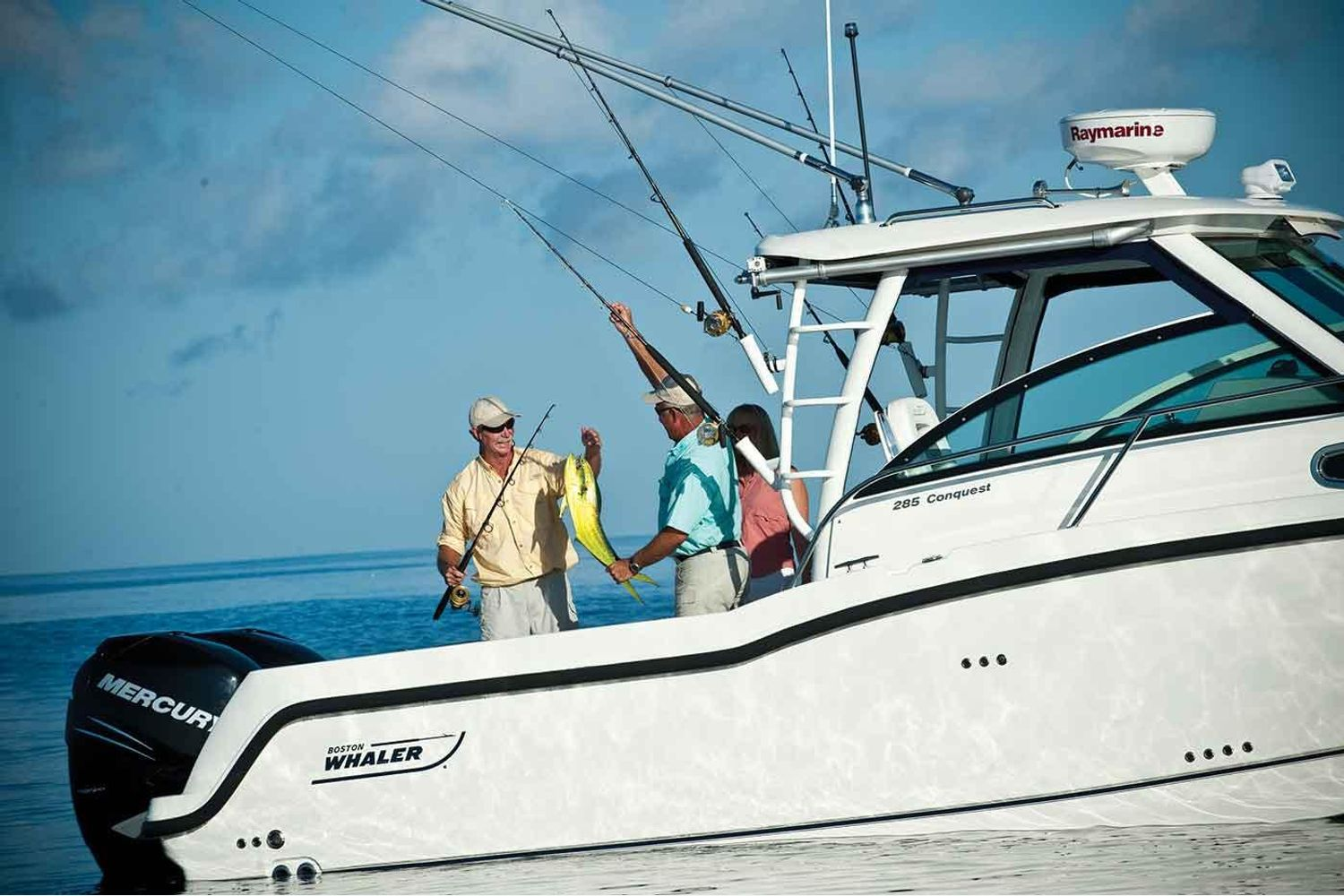 Photo 6 for 2021 Boston Whaler 285 Conquest