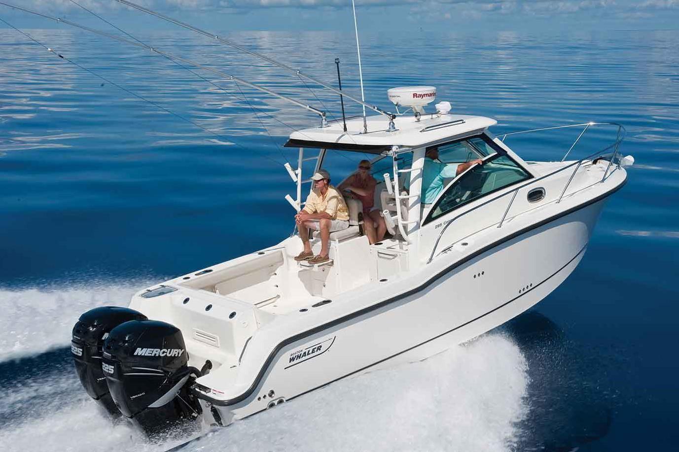 2021 Boston Whaler                                                              285 Conquest Image Thumbnail #3