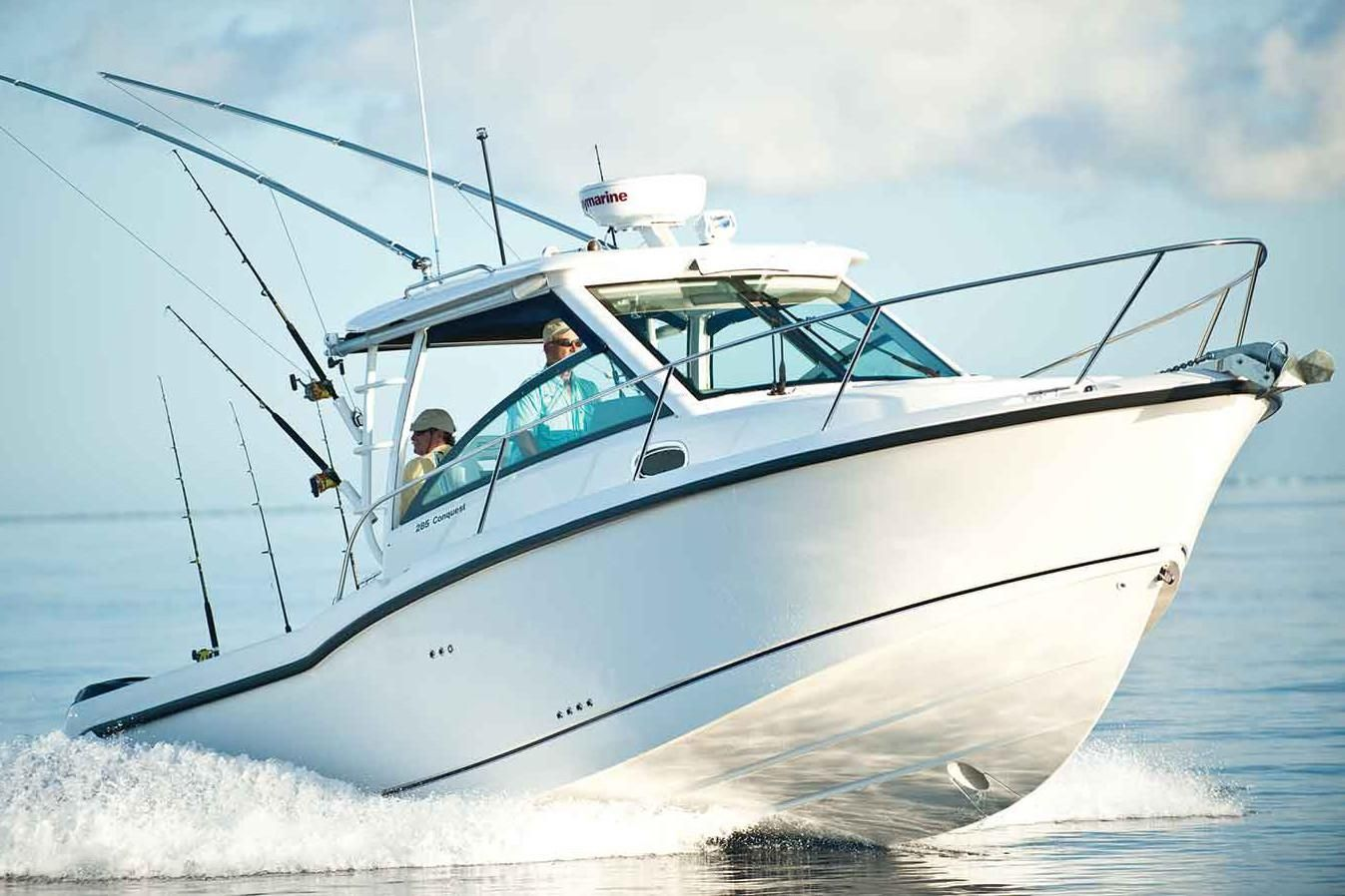 Thumbnail 1 for 2021 Boston Whaler 285 Conquest