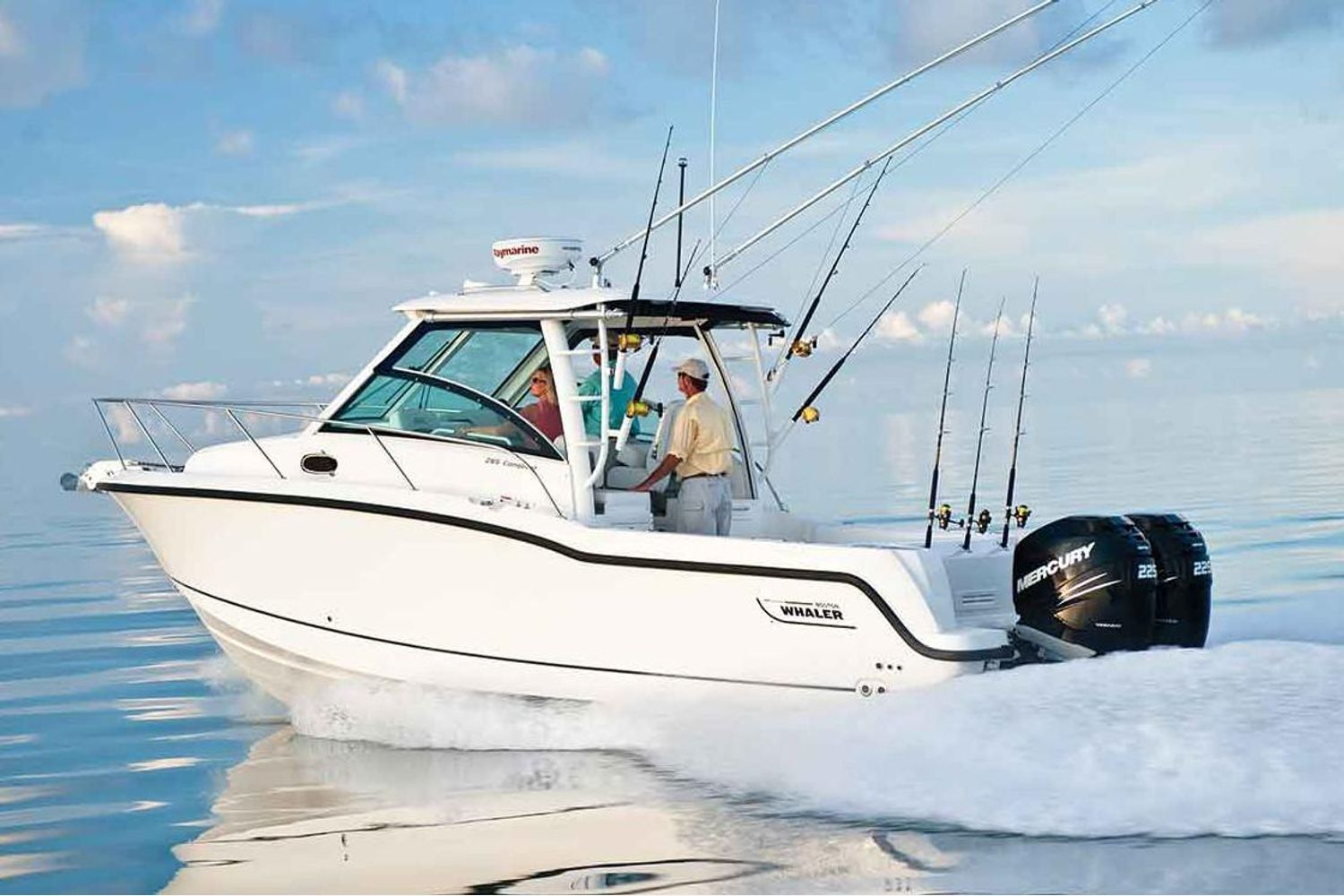 Thumbnail 2 for 2021 Boston Whaler 285 Conquest