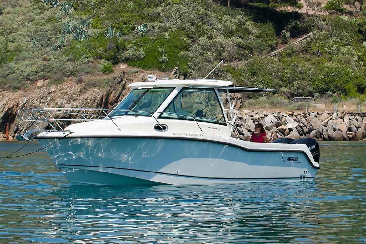Photo 5 for 2021 Boston Whaler 285 Conquest