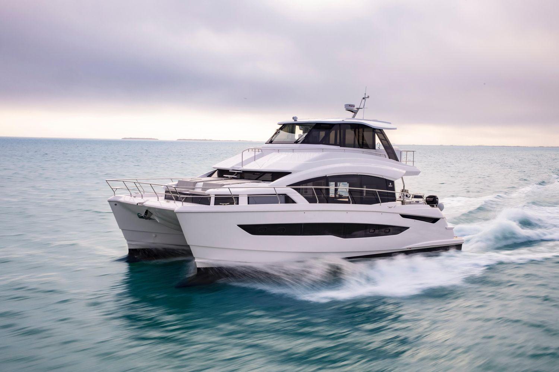 2022 Aquila                                                              54 Yacht Image Thumbnail #1