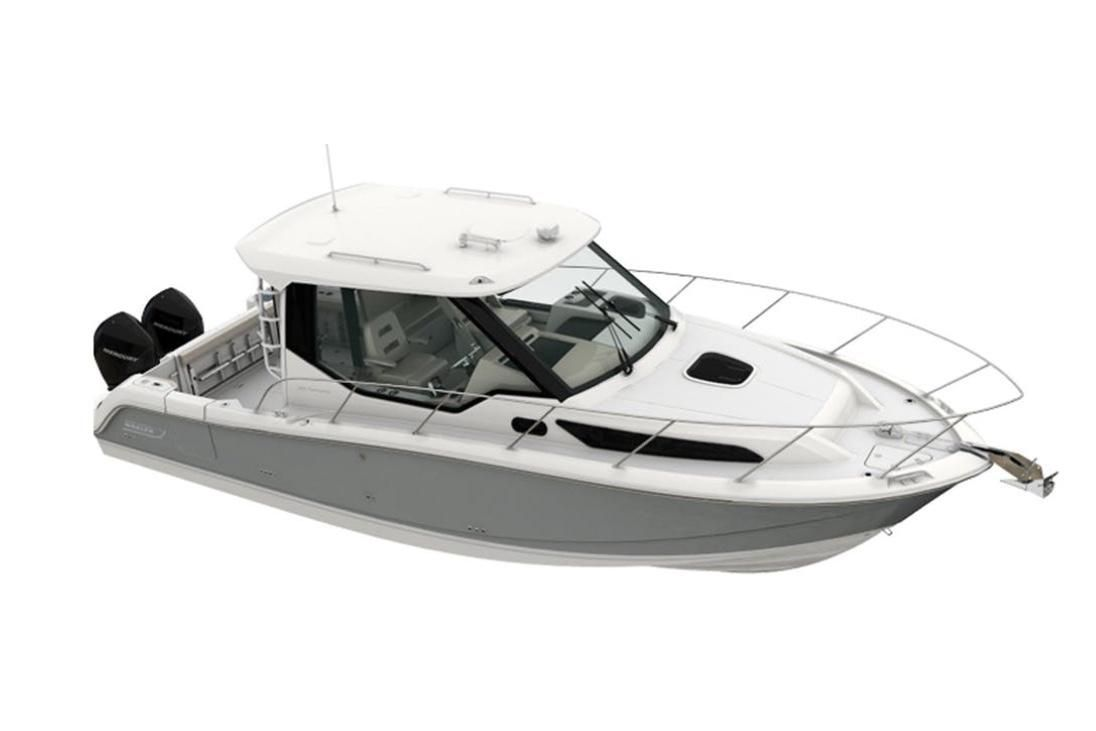 2021 Boston Whaler 320 Vantage Image Thumbnail #0