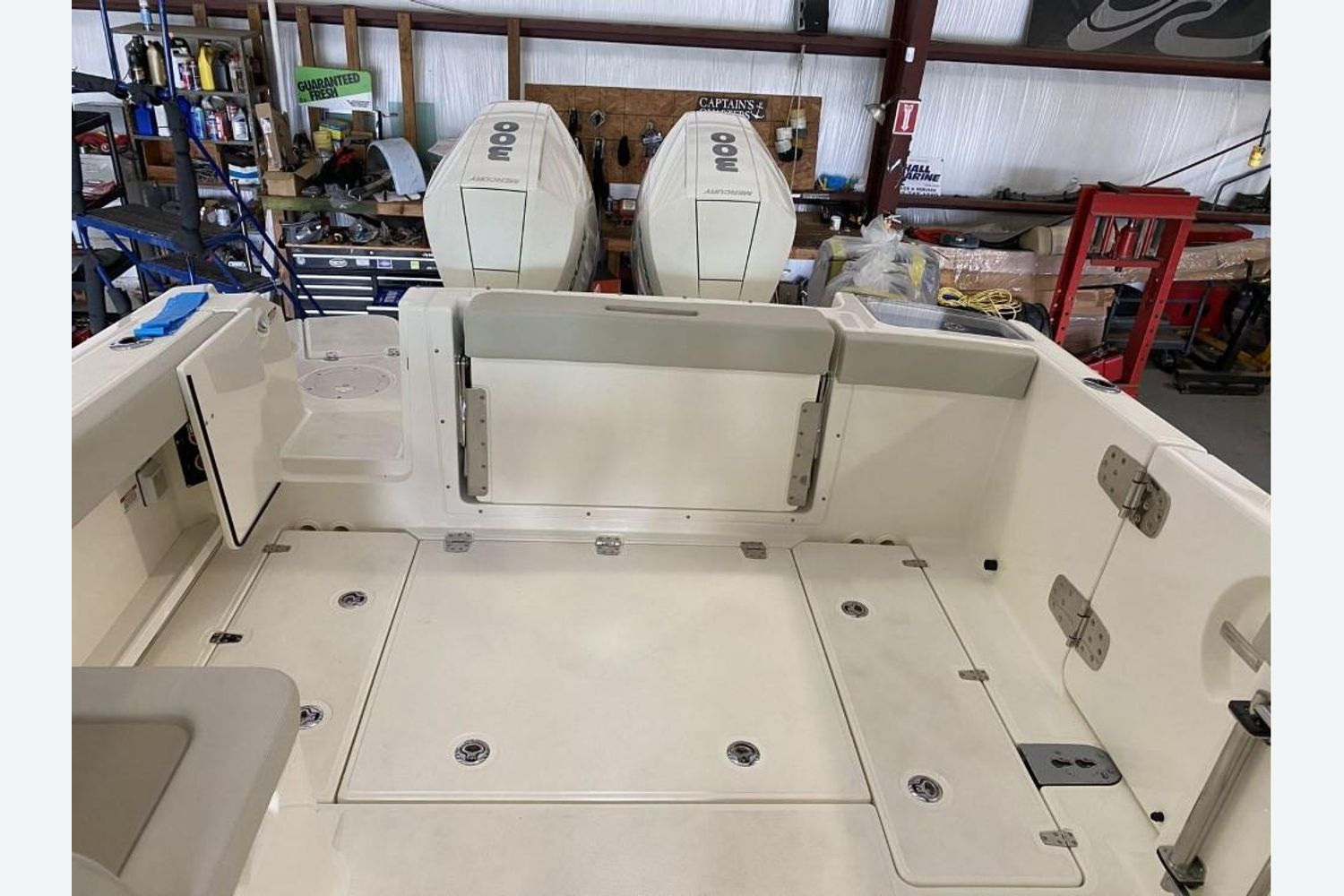 2021 Boston Whaler 280 Vantage Image Thumbnail #4