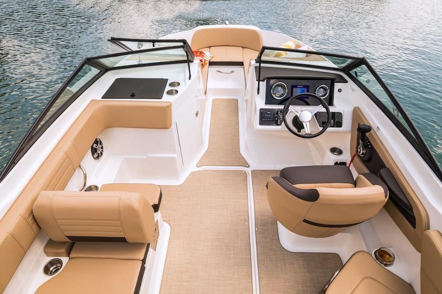 Photo 10 for 2021 Sea Ray SPX 210 OB