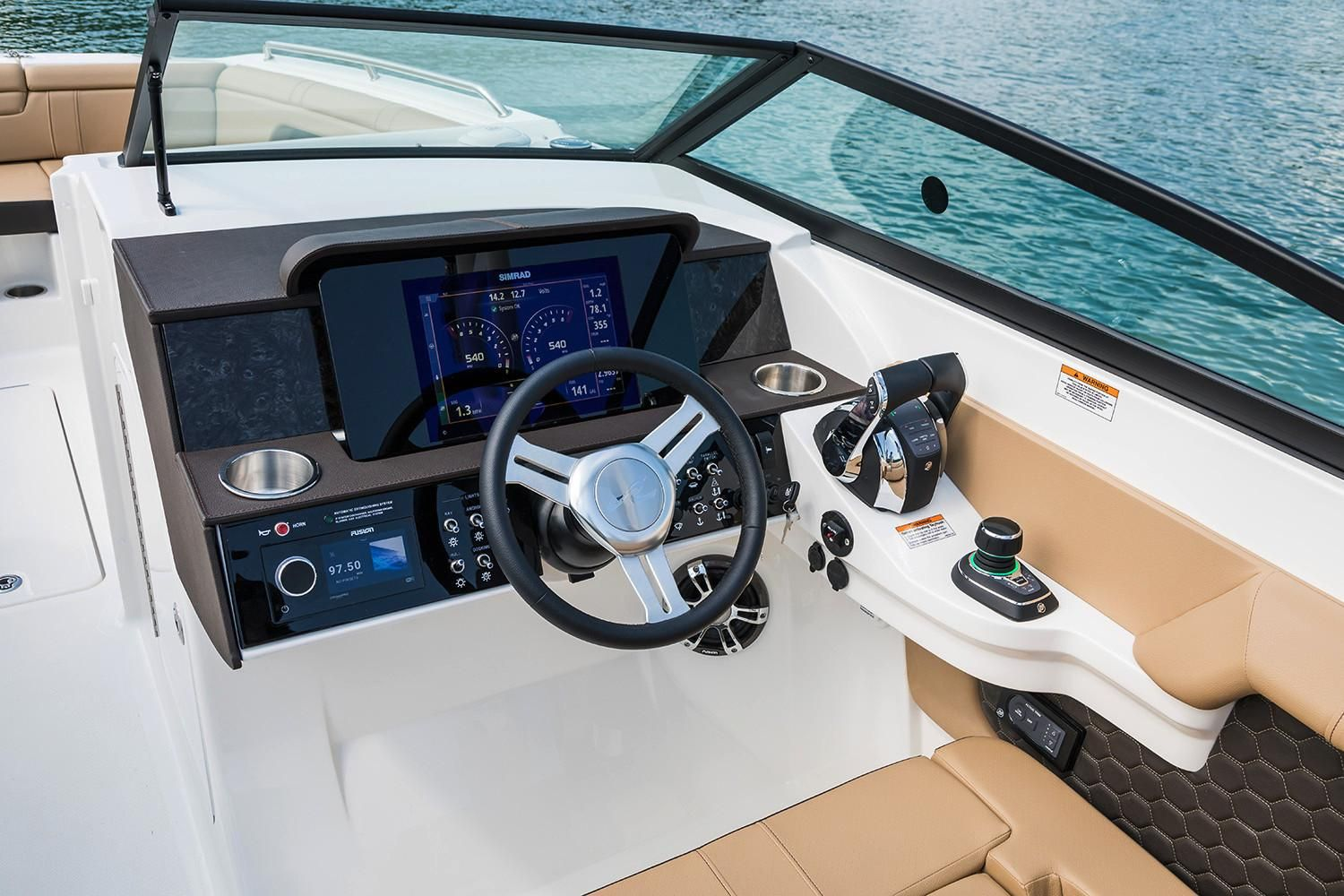 2021 Sea Ray                                                              SDX 290 Outboard Image Thumbnail #10