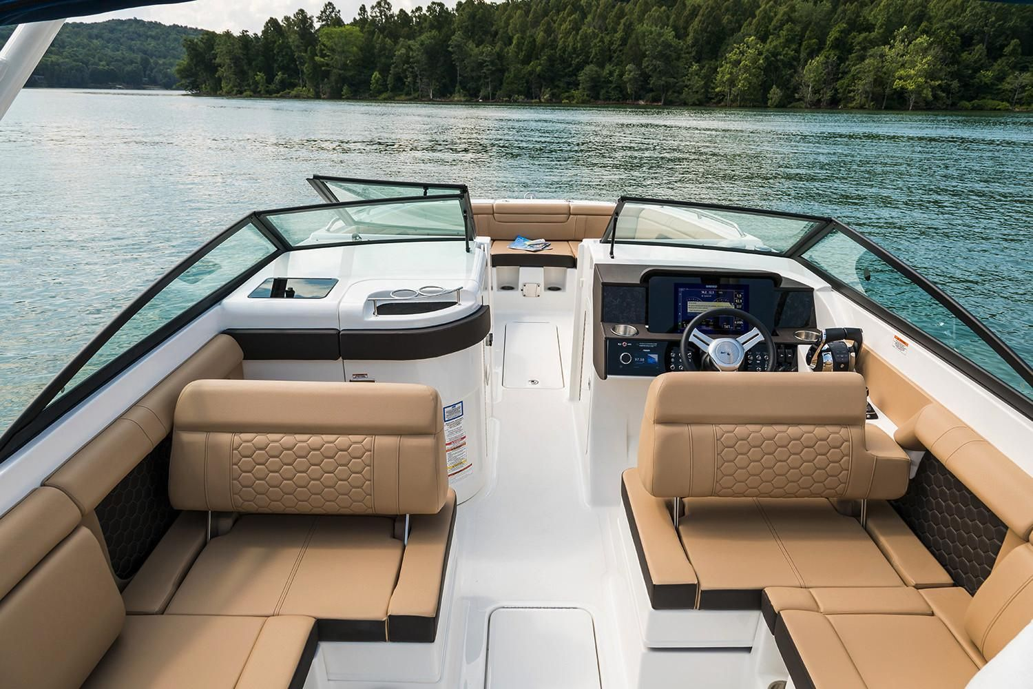 2021 Sea Ray                                                              SDX 290 Outboard Image Thumbnail #8
