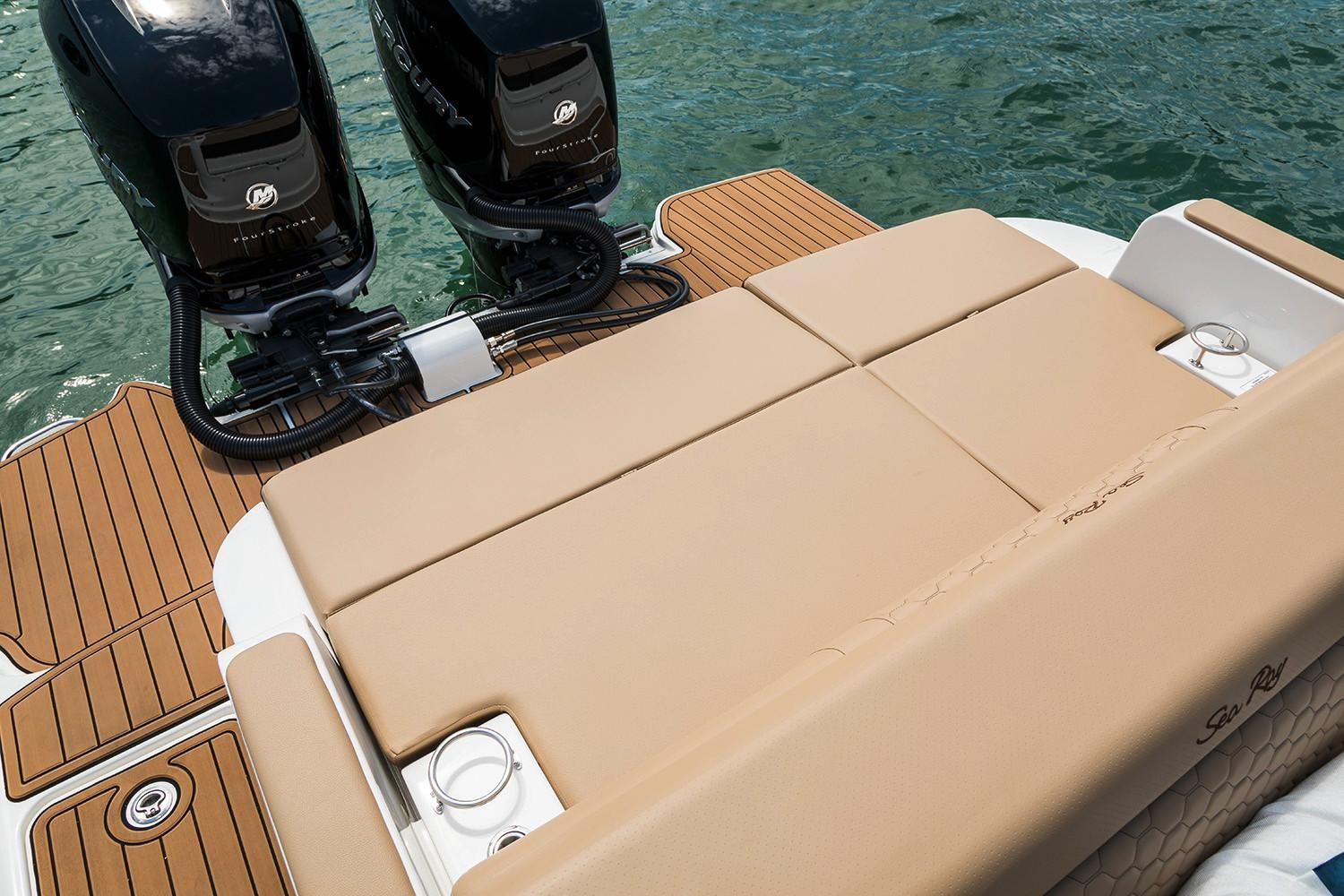 2021 Sea Ray                                                              SDX 290 Outboard Image Thumbnail #19