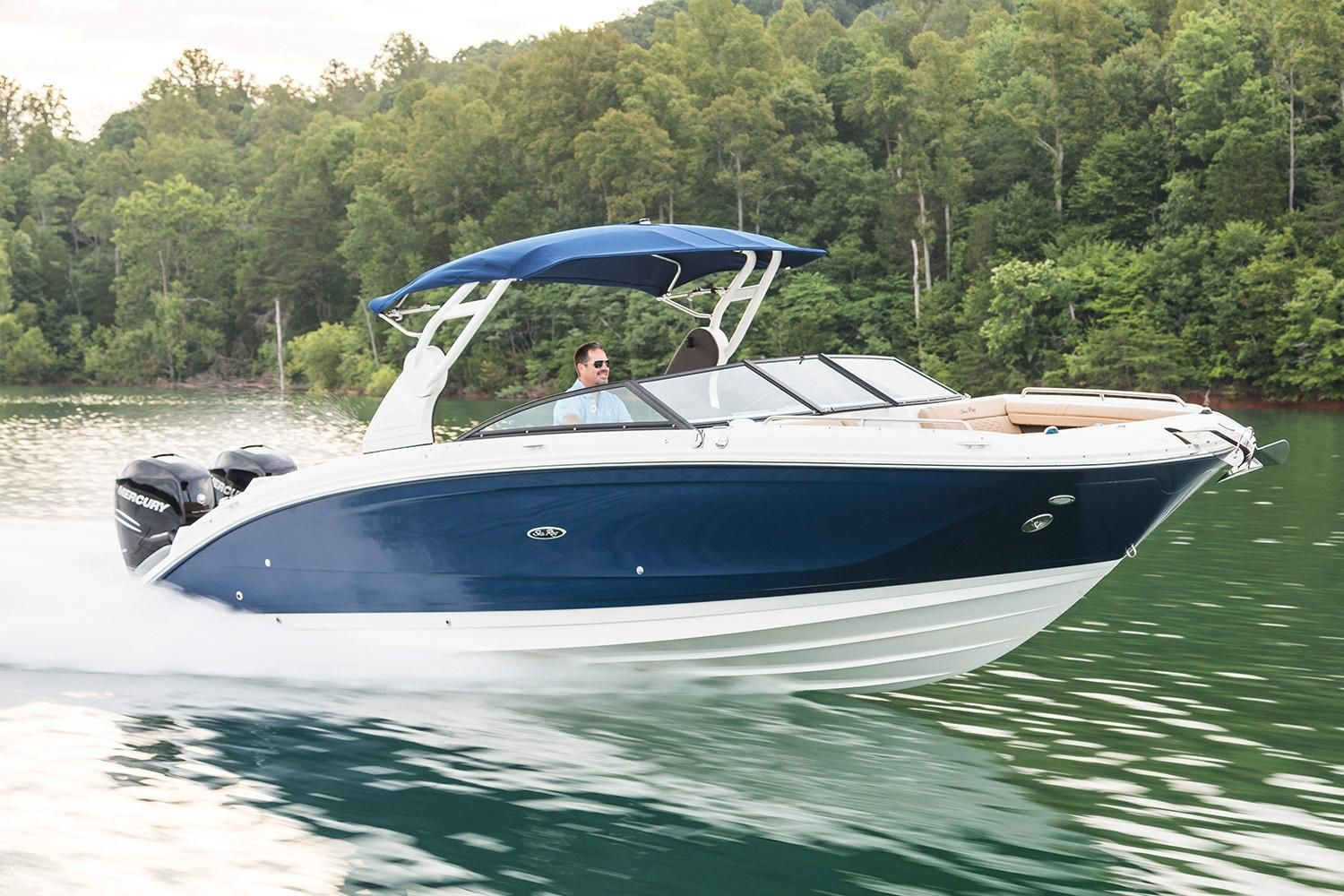 2021 Sea Ray                                                              SDX 290 Outboard Image Thumbnail #2