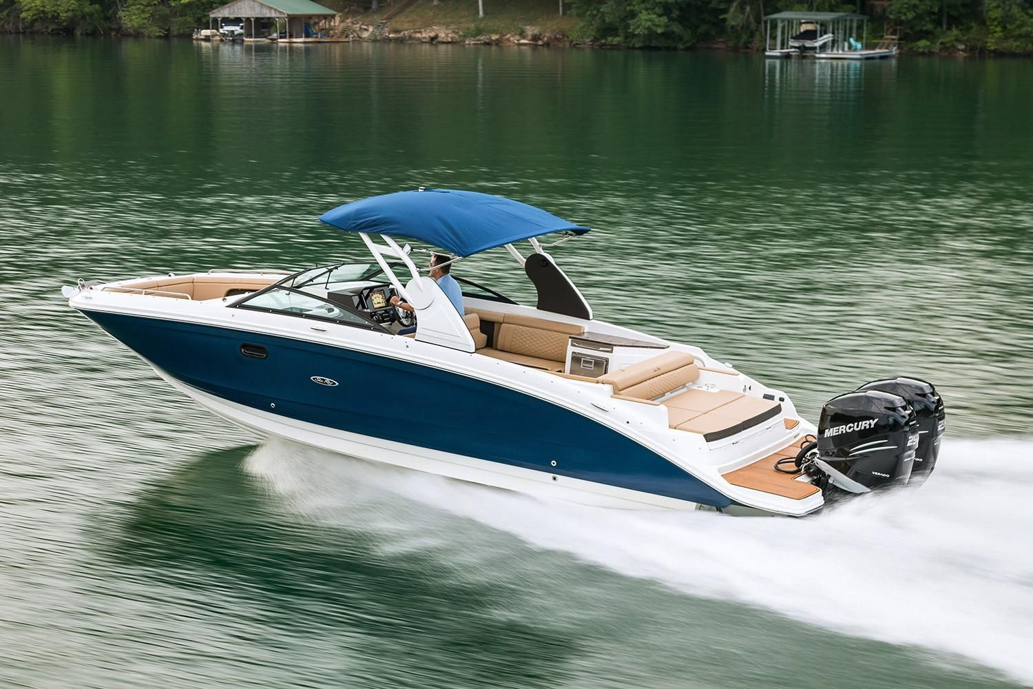 2021 Sea Ray                                                              SDX 290 Outboard Image Thumbnail #3