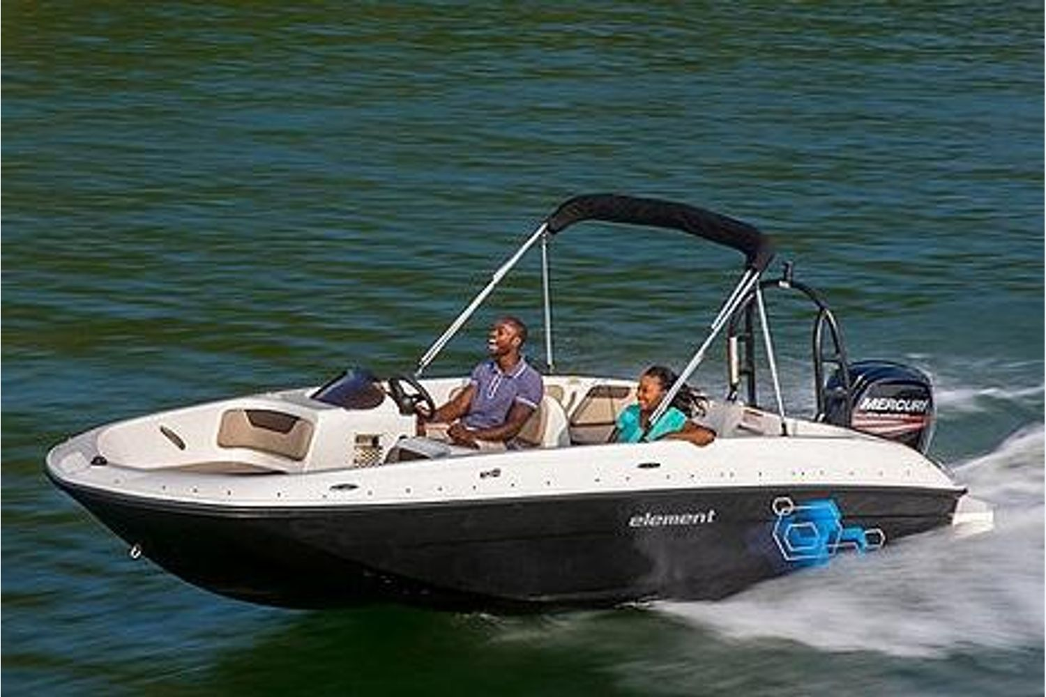 2021 Bayliner Element E18
