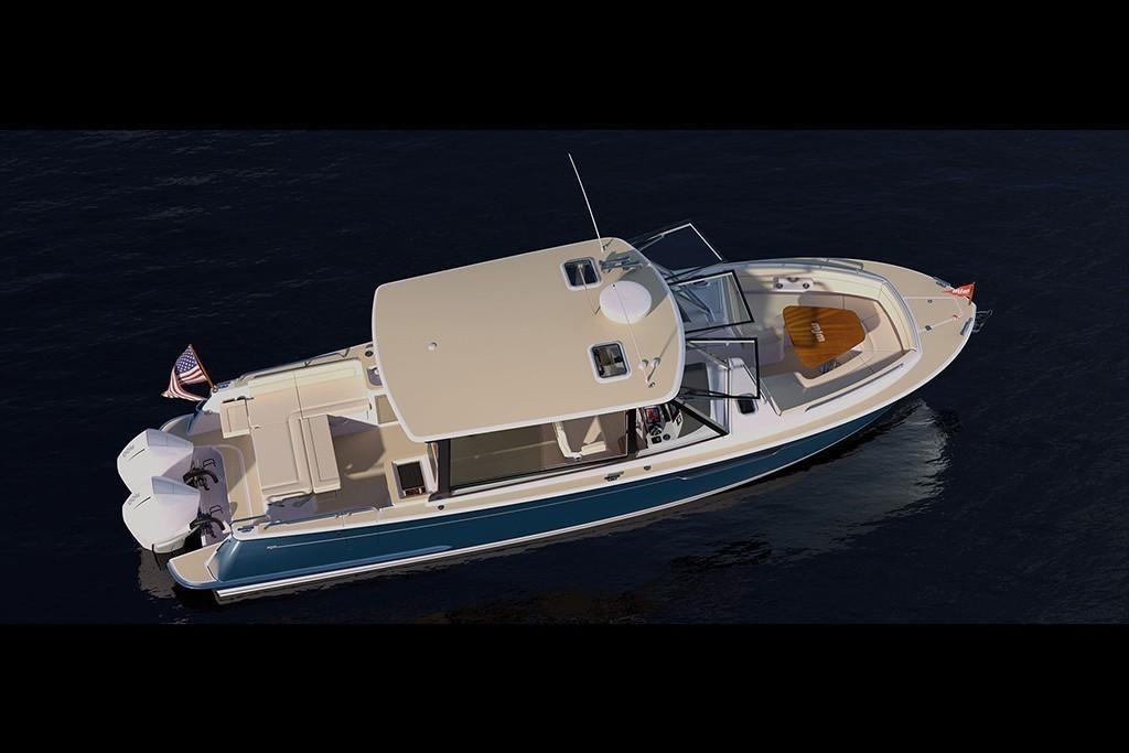 2022 MJM Yachts                                                              3z Image Thumbnail #5