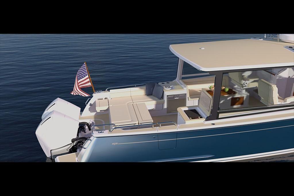 2022 MJM Yachts                                                              3z Image Thumbnail #6