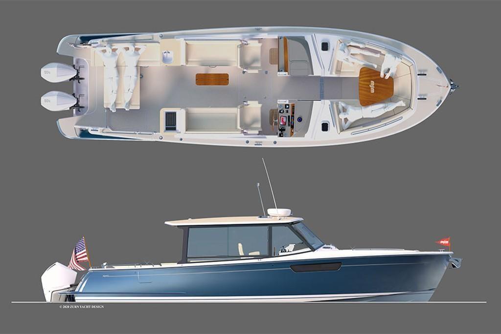 2022 MJM Yachts                                                              3z Image Thumbnail #7